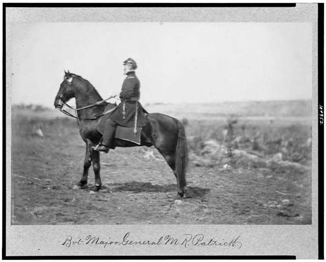 General Marsena R. Patrick