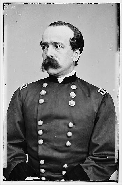 Maj. Gen. Daniel Butterfield, Chief of Staff to General Hooker