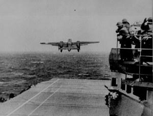 Doolittle Raid Takeoff