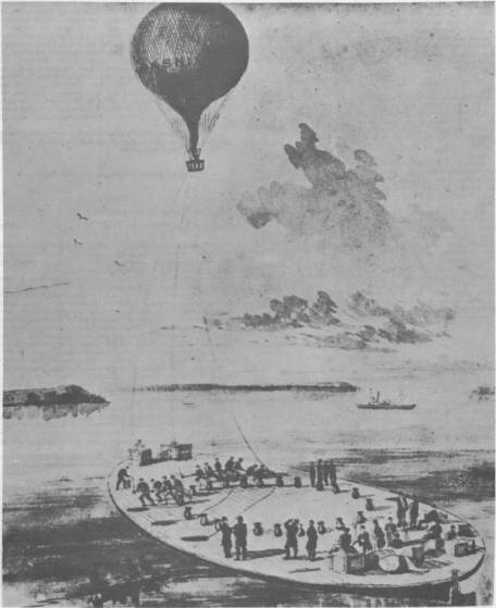 Balloon Ship